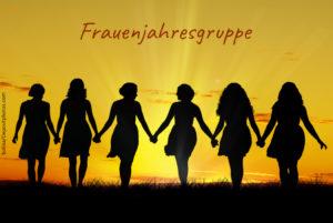 Frauen-Jahres-Gruppe